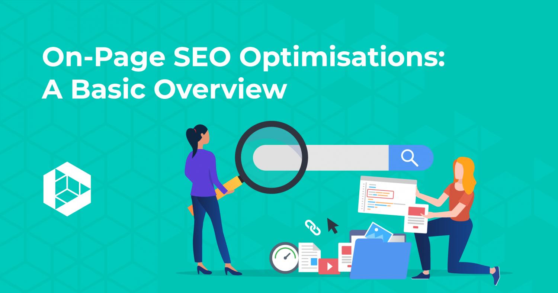 on-page seo optimisations