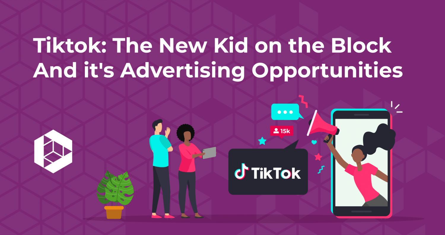 TikTok: The New Kid on the Block And it's Advertising Opportunities